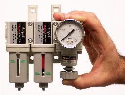 Airpot Filter Regulator System