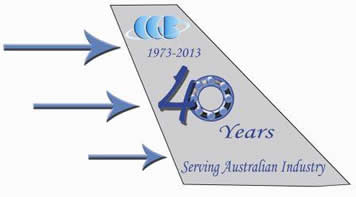 CGB 40 Years Serving Australin Industry