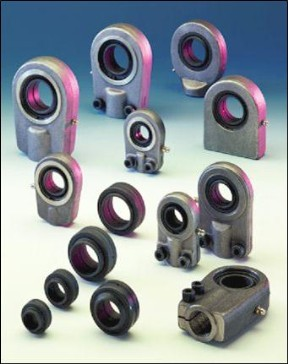 Fluro Hydraulic Rod Ends