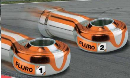 Fluro Rod Ends Motorsport