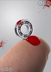GRW Extreme Precision Bearing for Extreme Harsh Corrosive Environments  Blood