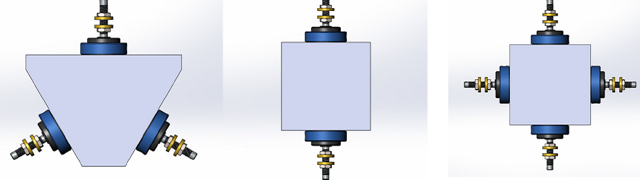 OAV Bearing Configuration