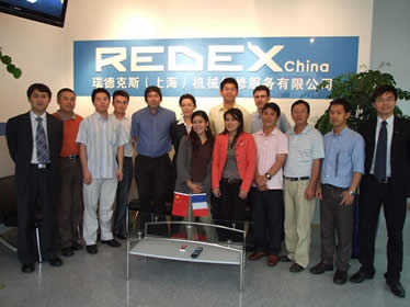 Redex China Global Team